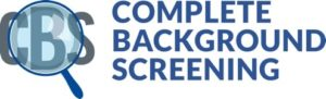 Complete Background Screening logo